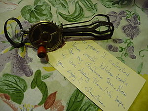 Vintage Toy Eggbeater