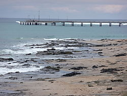 Jetty at Lorne
