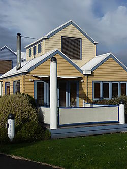 'Boathouse' Cottage