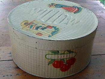 Willow Cake Tin