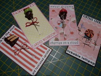 Decorative Sewing Pins