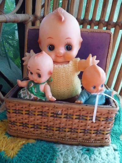 Basketful of Kewpies