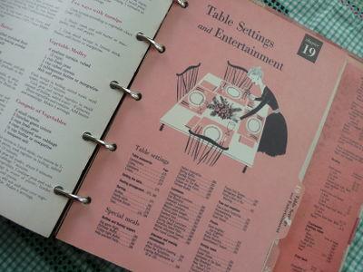 Vintage Cookbook [4]