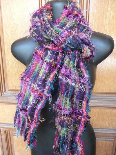 HandwovenScarf