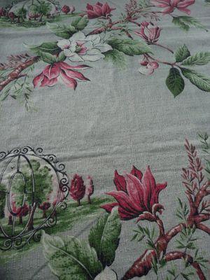 VintageBarkcloth