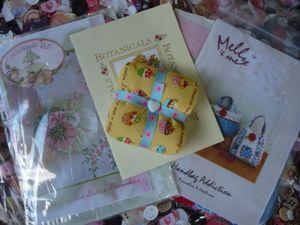 Fab kits & sweet pincushion