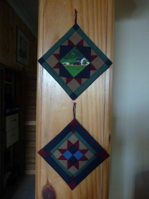 MiniatureAmishQuilts
