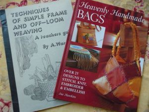 Weaving & handmade bags