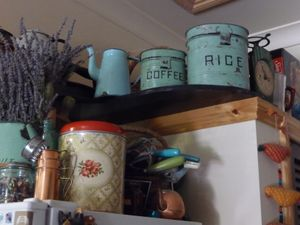 TwoTealCanisters