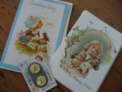 SweetVintageCards&Buttons
