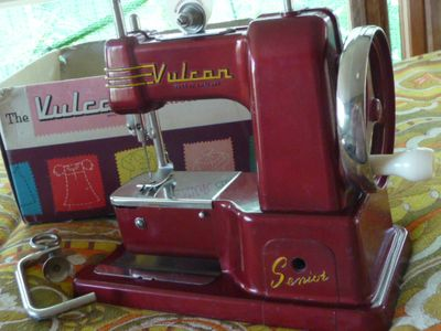 Vulcan~RED~Senior