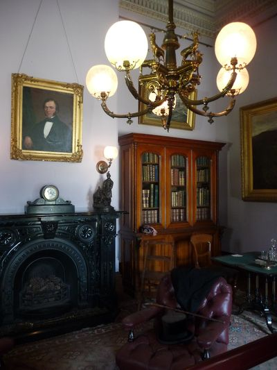 A Grand Drawing Room
