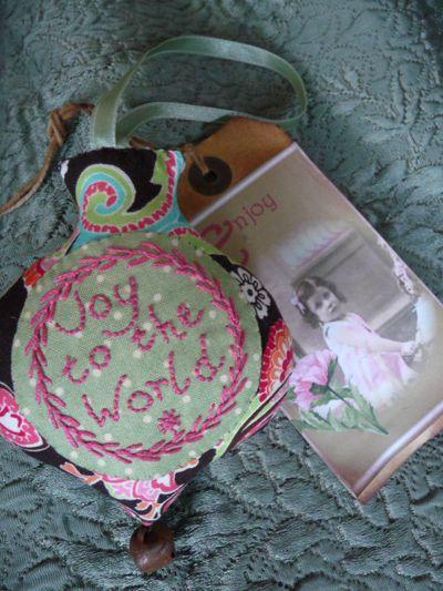 Chrissy Ornament&Card