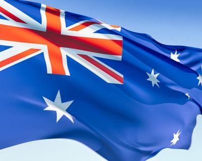 The Aussie Flag