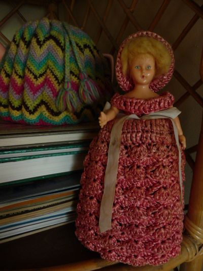 T-Cosy & Toilet Roll Doll