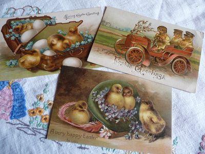 Easter Postcards [1]