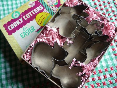 Easter Cookie Cutters [1]