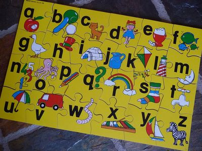 ABC&Storybook Puzzle (3)