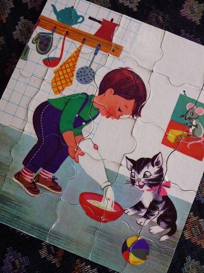 50sJigsawPuzzle