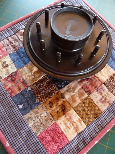 Vtt ~ bakelite sewing organizer 001