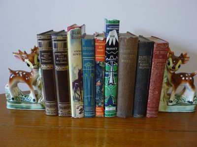 Bambi bookends (1)