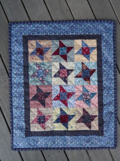 Friendship Star Quilt for Vesna [1]