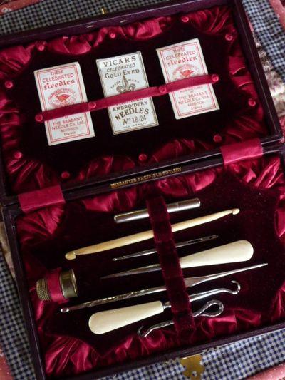 Sewing tools kit (2)