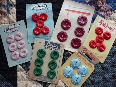 Button Cards (7)