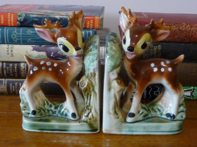 Bambi bookends (3)