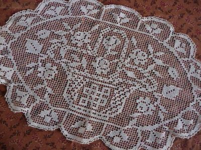 Antique doily 001