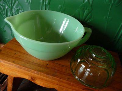 Vtt ~ green dishes(1)