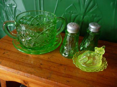 Vtt ~ green dishes(3)