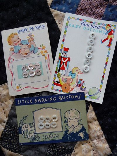 Button Cards (5)