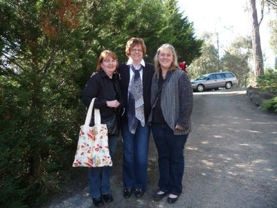 Jo with Sally & me