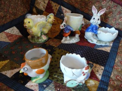 Easter egg cups [1]