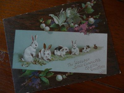 Easter Trade Card 001