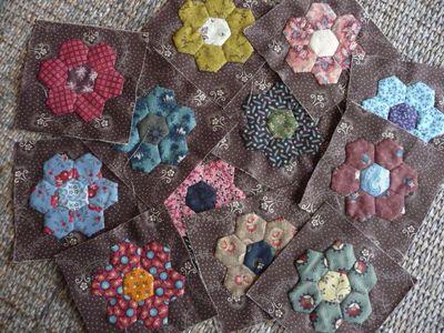 My hexie quilt (3)