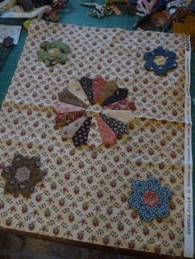 Small quilt swap