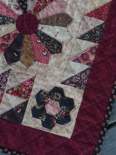 Quilt for Jan