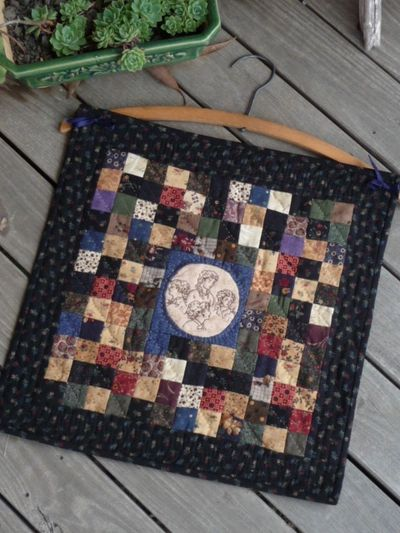 Quilt from Jan