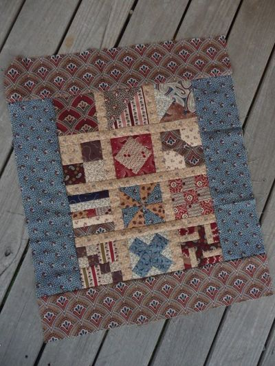12DOC Mystery Quilt (i)