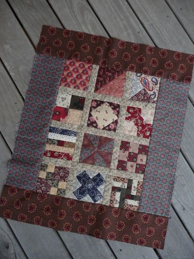 12DOC Mystery Quilt (ii)