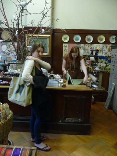 Shopping at L'uccello (1)