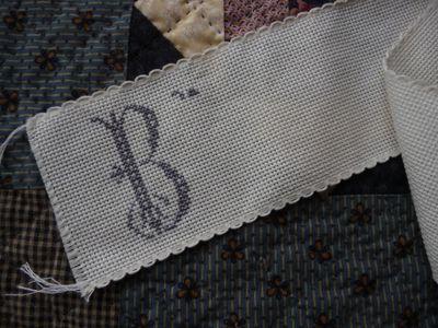 BELIEVE ~ cross stitch (1)