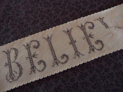 Believe ~ cross stitch (12)