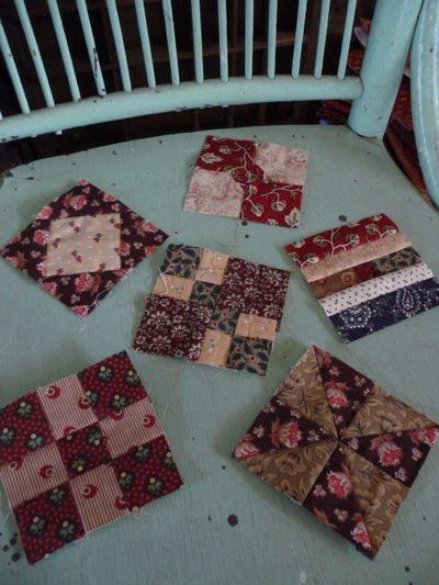 12 DOC Mystery Quilt