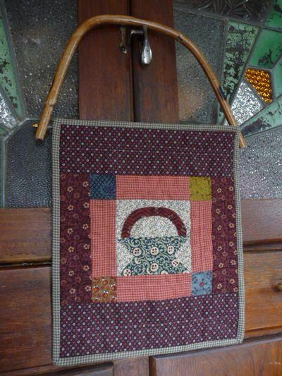 CW Mini Basket Quilt