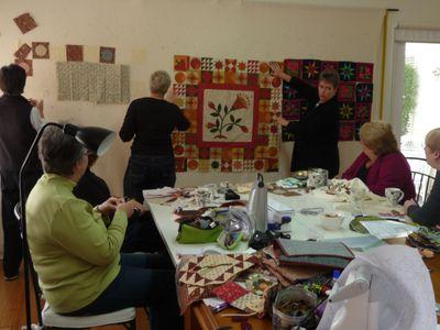 Craft retreat ~ Hepburn Springs (41)