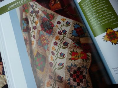 Elegant quilts, Country Charm 003