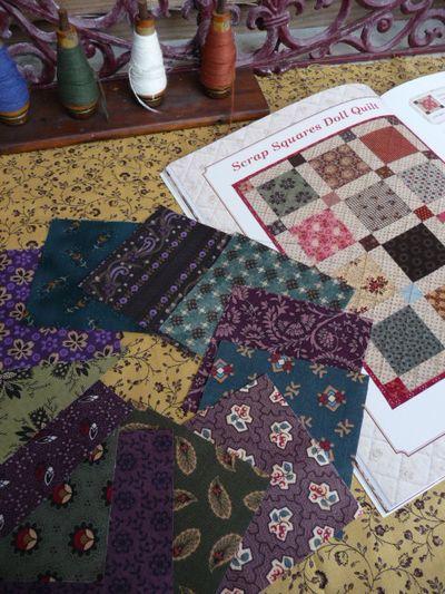 June challenge quilt